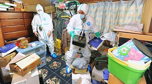 Encore 70.000 personnes à évacuer autour de Fukushima