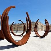 Venet à Versailles «ad vitam aeternam»