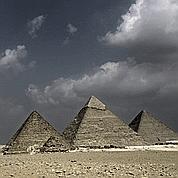 Égypte : découverte de pyramides sous terre