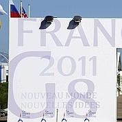 G8 : un soutien au révoltes arabes