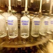 Pernod Ricard : Absolut, moteur aux États-Unis