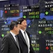 Les Bourses asiatiques rebondissent