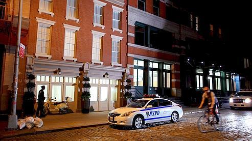 La maison de 600 mètres carrés, une townhouse dans le langage new-yorkais, était en location depuis plusieurs mois à 60.000 dollars par mois.