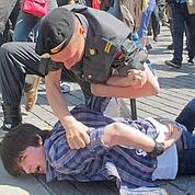 Une manifestation gay réprimée à Moscou