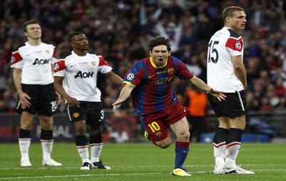 Lionel Messi a fait la différence encore une fois pour Barcelone