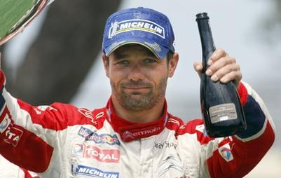 Loeb vainqueur par KO