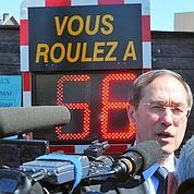 Fin 2011, 2200 radars «pédagogiques»