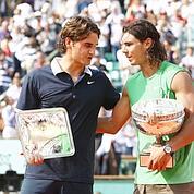 Nadal-Federer: leur rivalité attise le Net