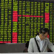 Les Bourses asiatiques au ralenti