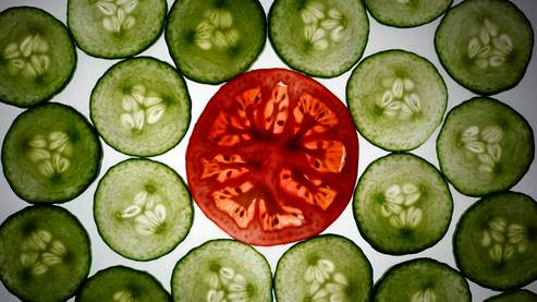 Les légumes espagnols boudés par les Français