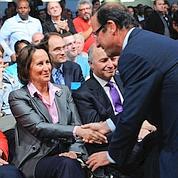 Relations normalisées pour Royal et Hollande