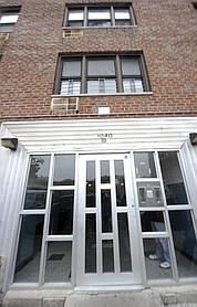 L'immeuble HLM, où habitaient Nafissatou Diallo et sa fille avant l'affaire du Sofitel.
