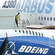 Airbus-Boeing : des minutes qui valent cher