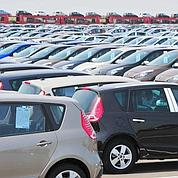 Amélioration des ventes de voitures en mai