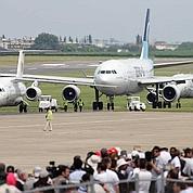 Les avions ne se vendent pas au Bourget!