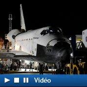 Endeavour a bouclé son ultime vol orbital