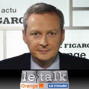 Le Talk : Bruno Le Maire