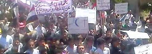 Syrie : plus de 50 morts vendredi dans la répression des manifestations