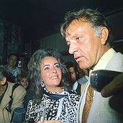 Richard Burton et Liz Taylor,le film