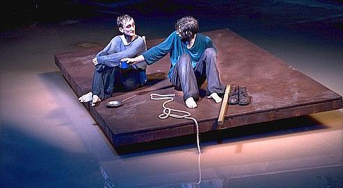Quand le d cor entre en sc ne for Decor de theatre