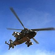 Premières frappes d'hélicoptères en Libye