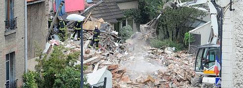 Un immeuble s'effondre à Montreuil, faisant trois morts
