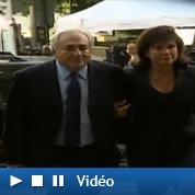 «Honte à vous !» : DSK hué pour son audience