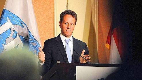 Geithner veut des règles mondiales pour la finance