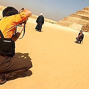 Égypte : 11 millions de touristes en 2011