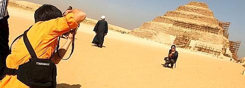L'Égypte vise un objectif de 11 millions de touristes en 2011