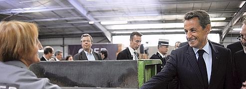 Commerce extérieur: Sarkozy refuse «la fatalité»