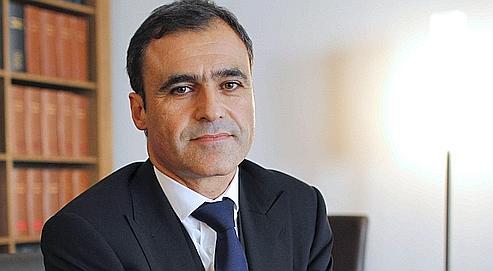 Pascal Wilhelm, l'avocat de Liliane Bettencourt.
