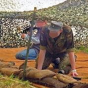La Bundeswehr apprend la guerre aux enfants