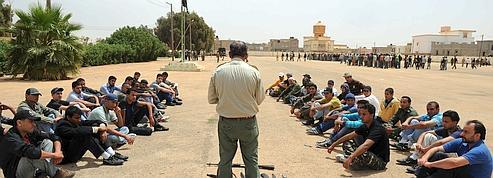 Des mines antipersonnel inquiètent les rebelles libyens