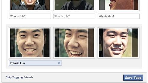 Facebook identifie vos amis par reconnaissance faciale