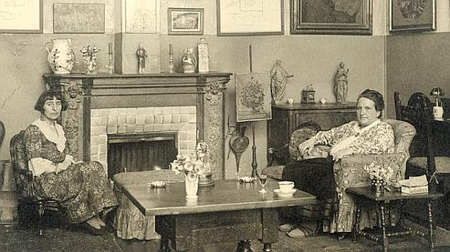 Gertrude Stein, la mécène et la mondaine