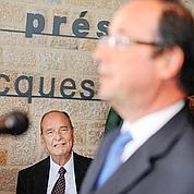 Chirac : «Je voterai François Hollande»