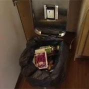 À Newcastle, un espion dans la poubelle
