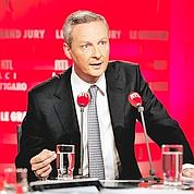 Pour Le Maire, 2012 sera «très dur»