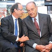 Le trait d'humour de Chirac ne convainc pas