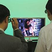 Les ventes mondiales de téléviseurs 3D décollent