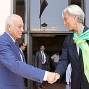 Lagarde attend le choix des USA et du Japon