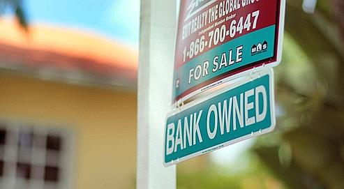 Près de la moitié des ventes de ces derniers mois correspondent à des liquidations de logements saisis.