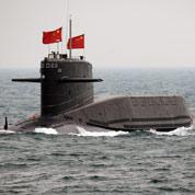 Brusque poussée de fièvre en mer de Chine