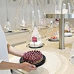 La tarte aux framboises de la Pâtisserie des Rêves