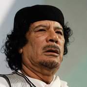 Les coffres de Kadhafi seraient presque vides
