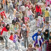 Ankara canalise l'exode des Syriens