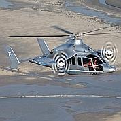 Eurocopter renouvelle sa gamme d'hélicoptère