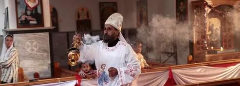 Derrière la ligne de front de Misrata, une petite église…