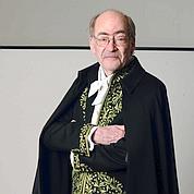 François Weyergans en retard à l'Académie